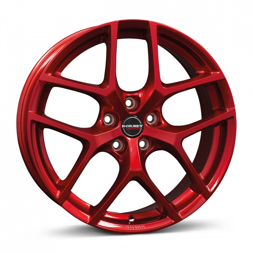 candy red <br> 19\'