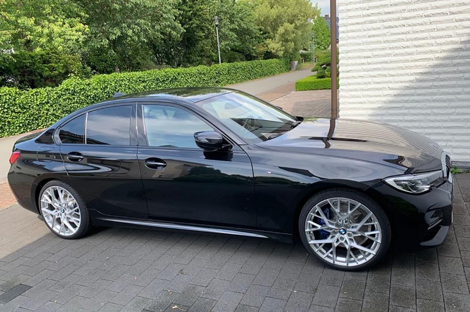 2019 BORBET BY BMW