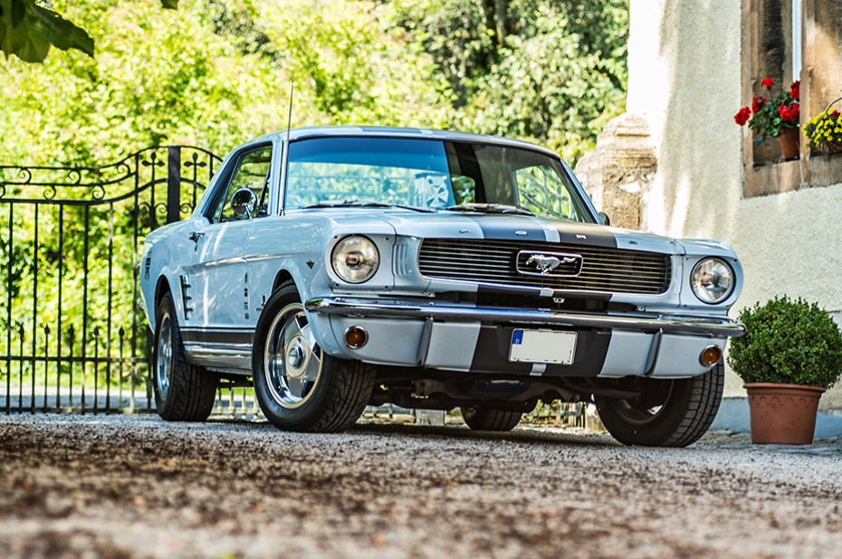BORBET A  Felge Ford Mustang