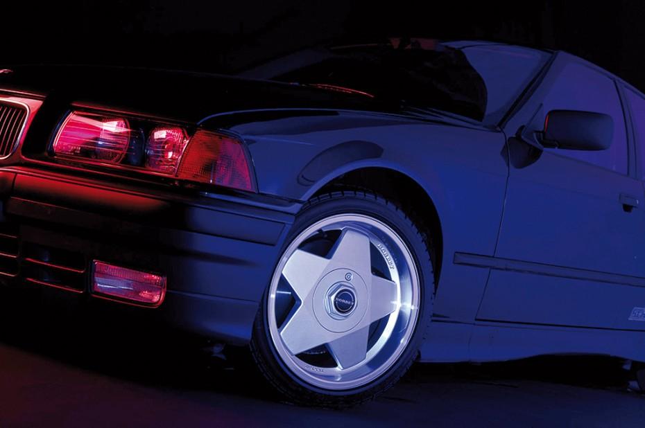BORBET A Classic Felge BMW 3er E36