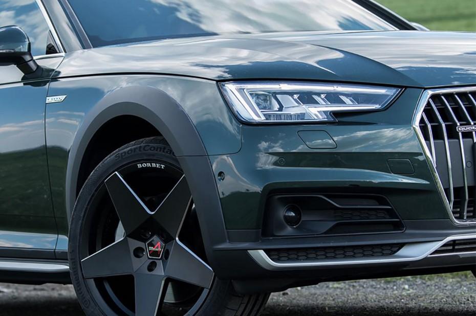 BORBET A Felge Audi A4 Allroad