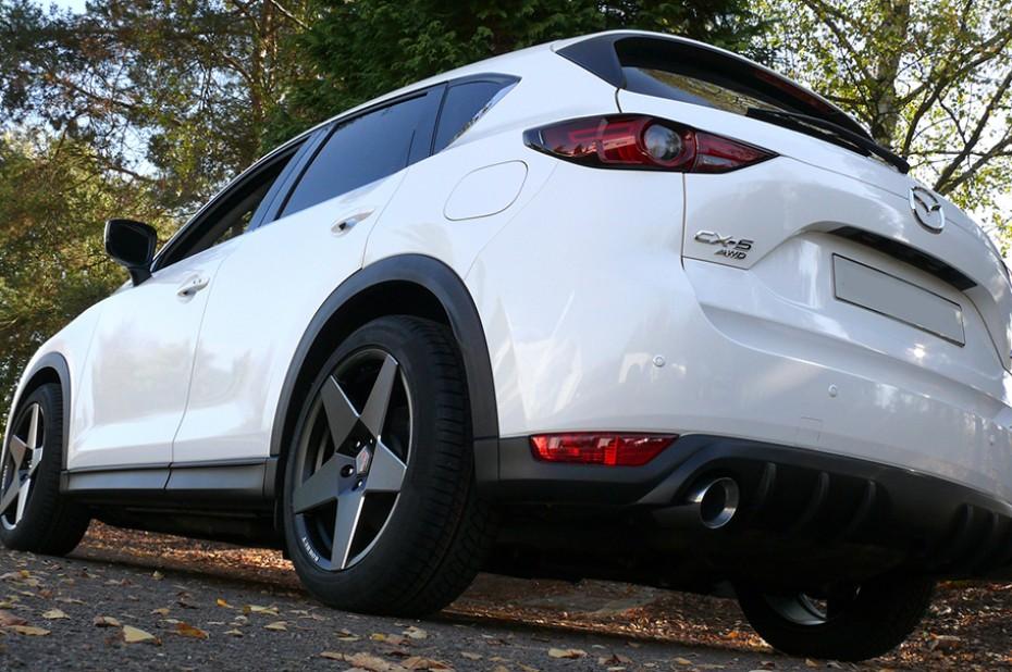 BORBET A Felge Mazda CX-5