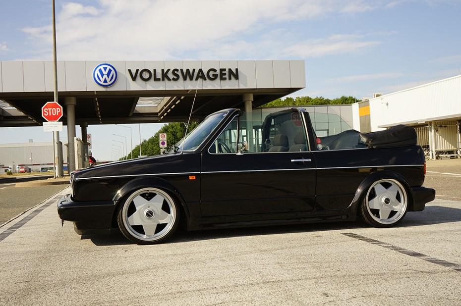 BORBET A Felge VW Golf 1