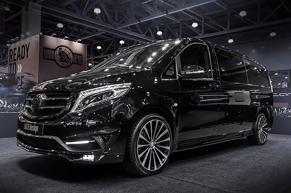 BORBET BLX Mercedes-Benz V-Class