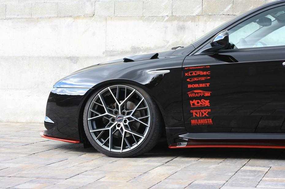 BORBET BY Felge Alfa Romeo Hawk Edition