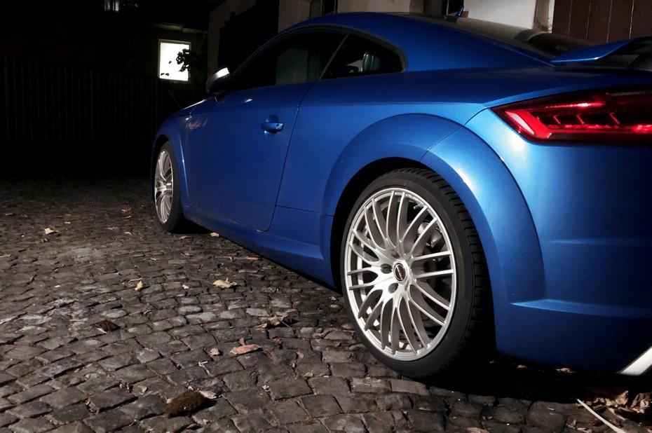 BORBET CW4 Felge Audi TT