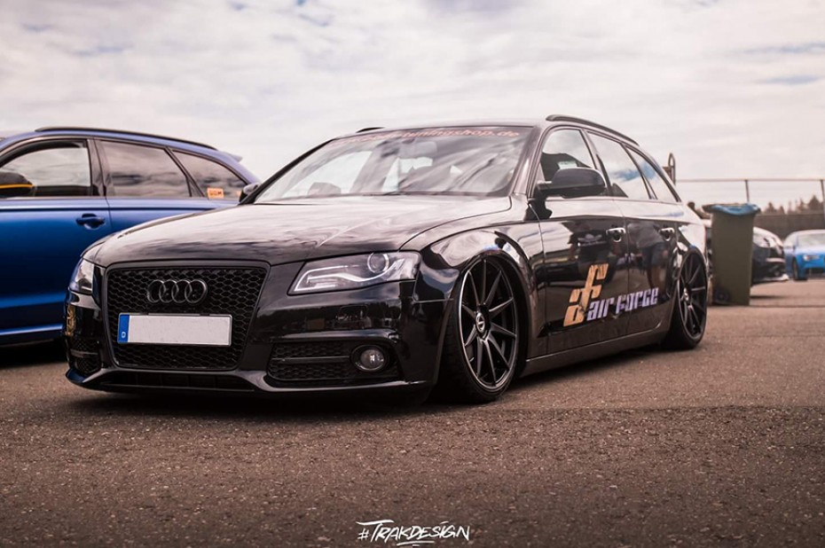 BORBET GTX Felge Audi A4