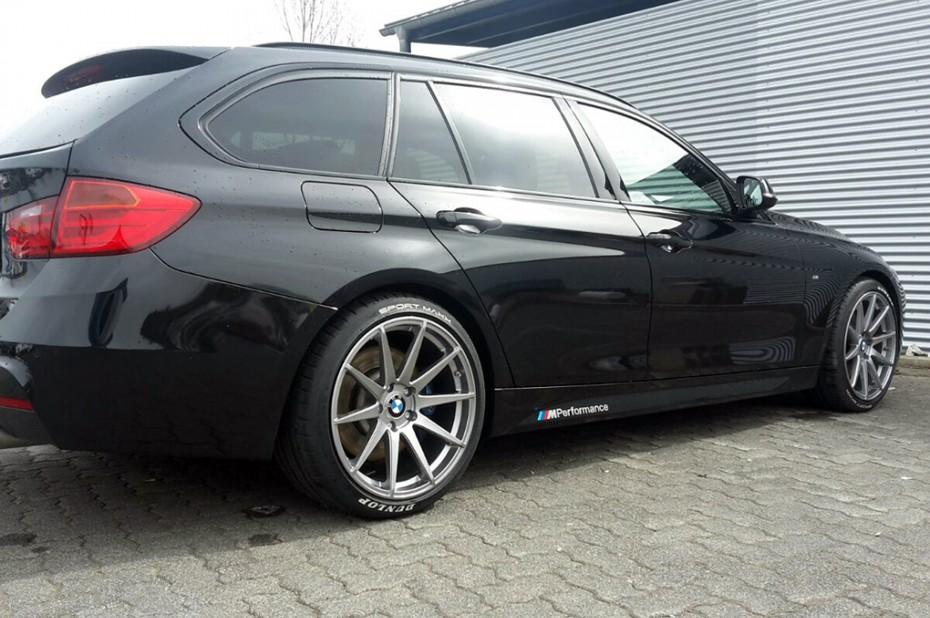 BORBET GTX Felge BMW 3er