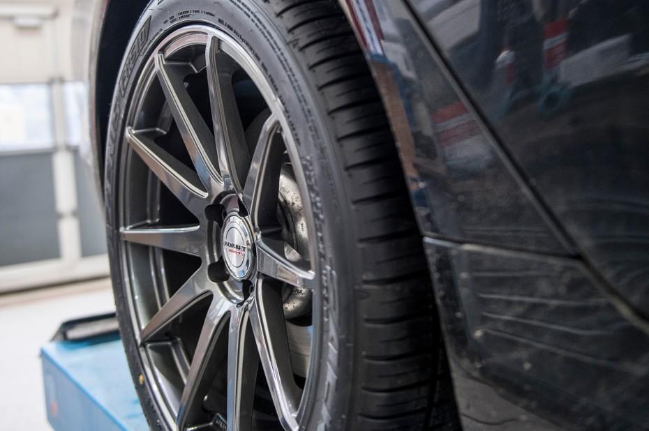 BORBET GTX Felge BMW 5er