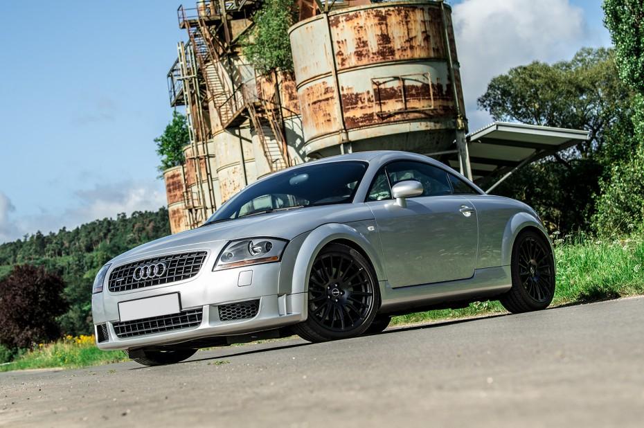 BORBET LS2 Felge Audi TT