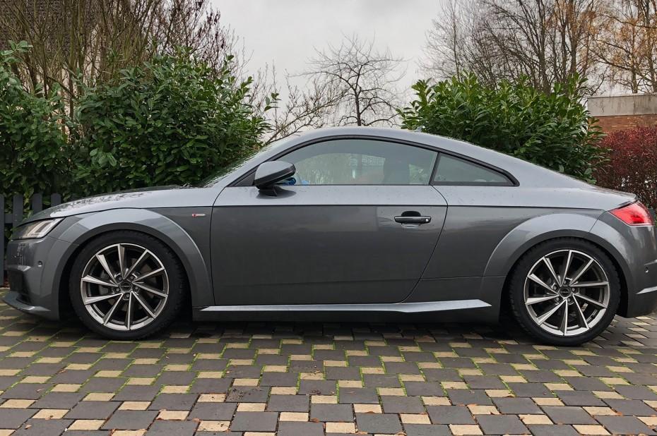 BORBET VTX Felge Audi TT
