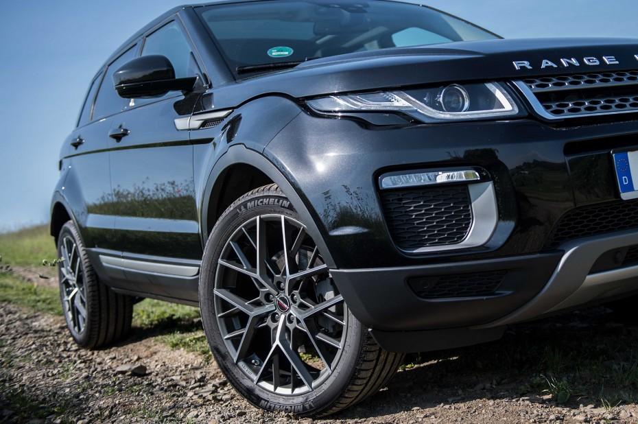 BY Felge Range Rover