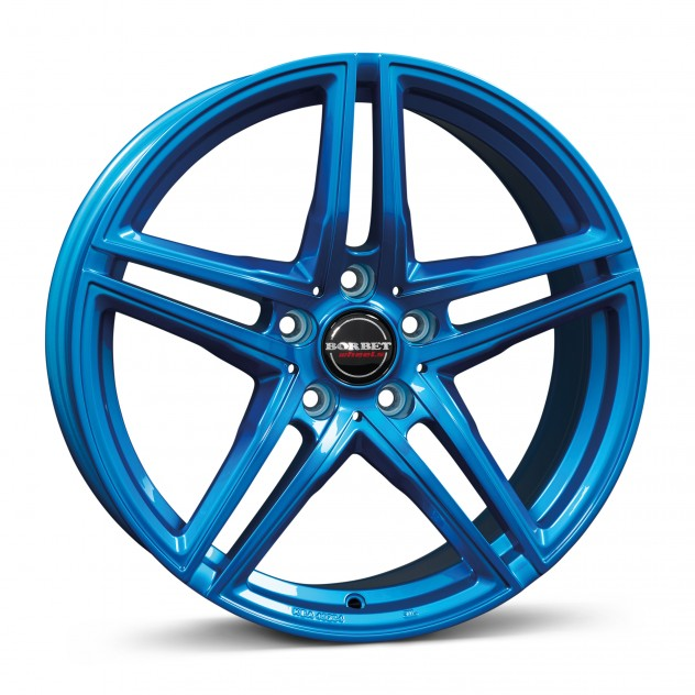 candy blue <br> 19\'